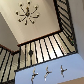 Staircase Cortijo
