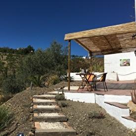 Terrace Las Almendras