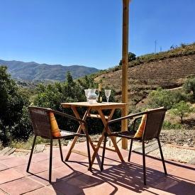 View from apartment Las Almendras