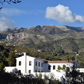 A view on the Cortijo