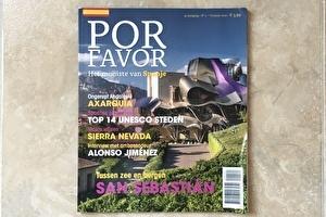 Artikel Por Favor Magazine, 'De Axarquía'
