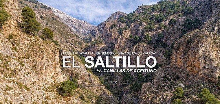 El Saltillo, het alternatief voor de Caminito del Rey