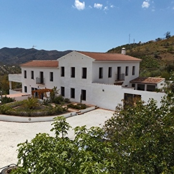 Our house, Cortijo La Zapatera